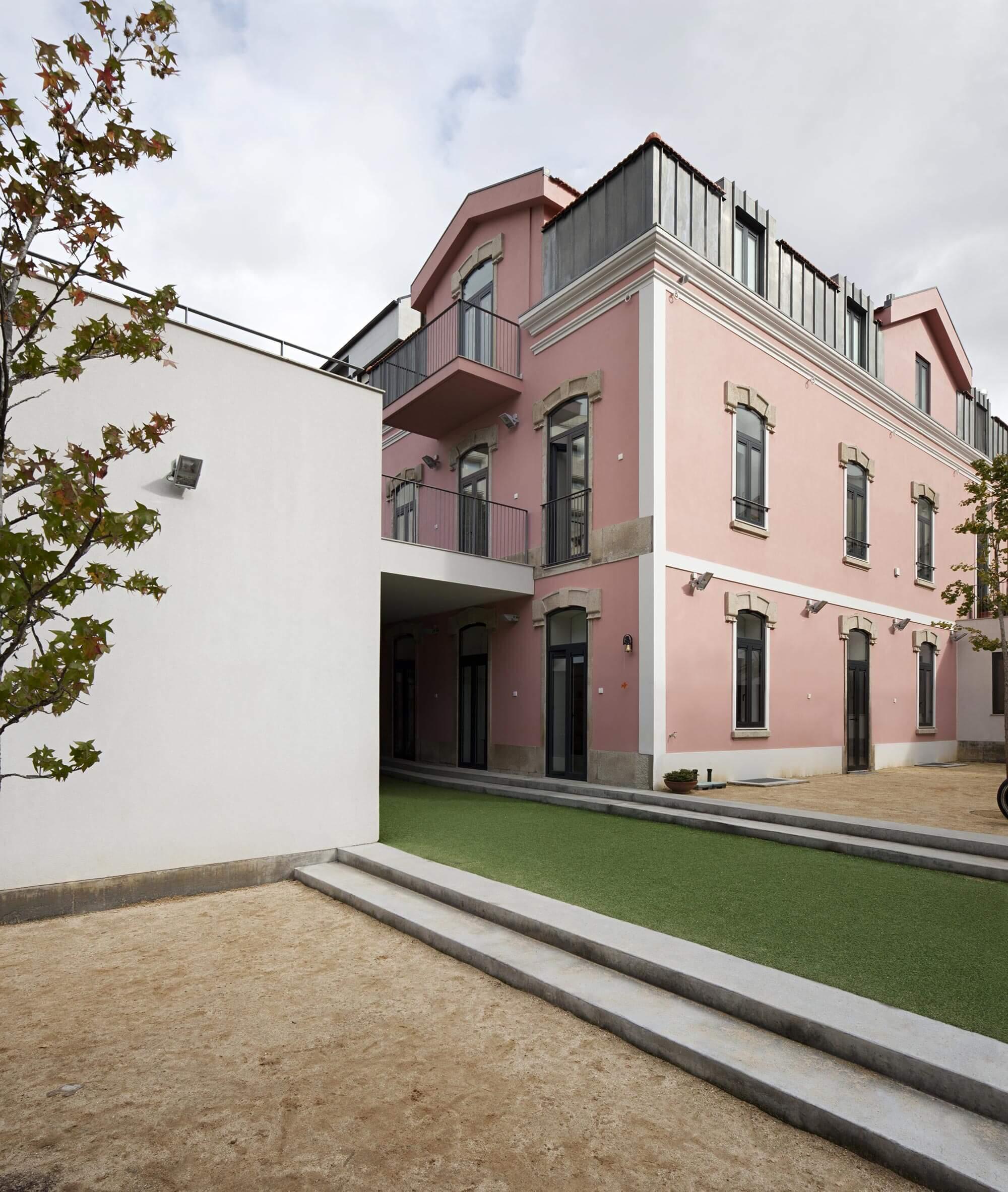 ESM School |es1arq | Porto