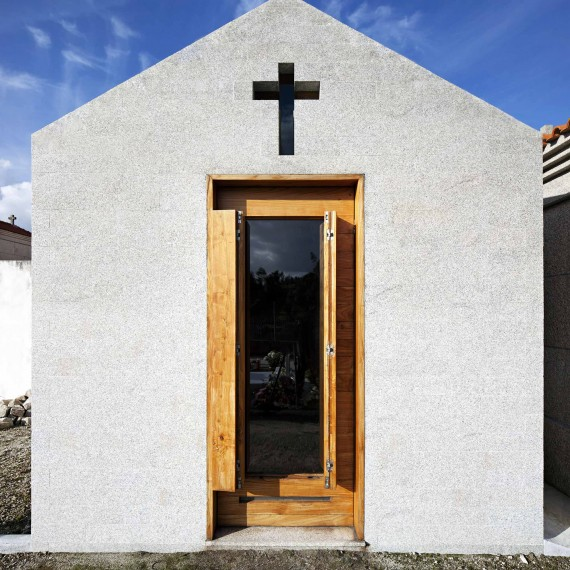 Chapel|es1arq| Amarante